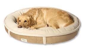 comfortfill wraparound fleece dog bed orvis comfortfill