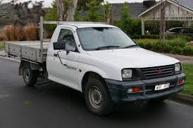 100 Plymouth Arrow Truck Mitsubishi Triton Wikipedia