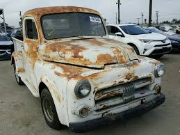 100 1954 Dodge Truck Salvage PICKUP For Sale