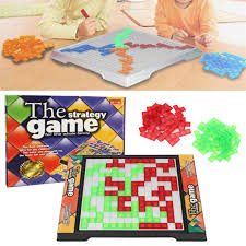 NEW Strategic Board Game Blokus Gift Educational Fancy Toys For Kids Family Funny Entertainment