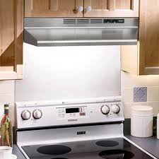 36 Inch Ductless Under Cabinet Range Hood by 30