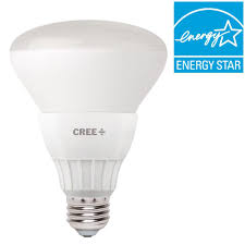 cree 65w equivalent soft white br30 dimmable led floodlight bbr30