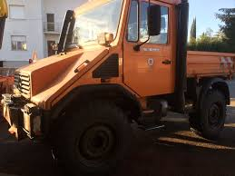 MERCEDES-BENZ Unimog U90 Dump Truck For Rent, Tipper Truck, Dumper ...