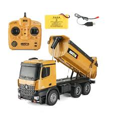 100 Construction Trucks For Sale Huina 1573 Rc Car 114 Trucks Metal Bulldozer Charging Rtr Truck