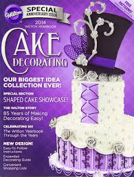 amazon com 2014 wilton yearbook cake decorating books kitchen