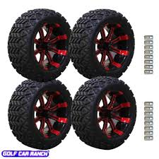 100 14 Inch Truck Tires Spartan SS On 23x10 Backlash All Terrain Tire Combo GOLF