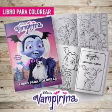 Colorearnet Vampirina