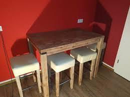 tisch küche esszimmer hochtisch bartisch