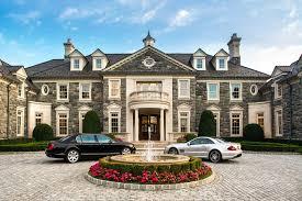 Alpine Mega Mansion Floor Plan by Stone Mansion In Alpine N J For Sale At 49 Million