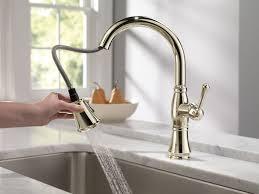 Blanco Meridian Semi Pro Kitchen Faucet by Kitchen Extendable Kitchen Faucet Light Up Sink 4 Hole Faucet