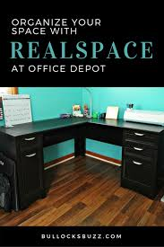 Realspace Magellan Collection Corner Desk Assembly Instructions by Your Space With Realspace The Magellan Collection At Office Depot