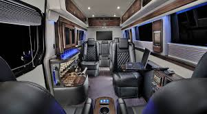 Conversion Vans Can Be Used For The Ultimate Luxury