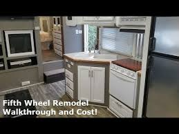RV Remodel On A Budget