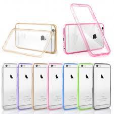 coque rigide contour iphone 5 5s apple transparente bumper