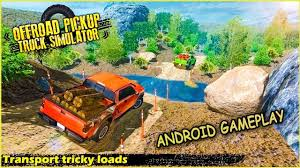 Off Road Pickup Truck Simulator Android Gameplay (Mobile Gameplay HD ... Russian 8x8 Truck Offroad Evolution 3d New Games For Android Apk Hill Drive Cargo 113 Download Off Road Driving 4x4 Adventure Car Transport 2017 Free Download Road Climb 1mobilecom Army Game 15 Us Driver Container Badbossgameplay Jeremy Mcgraths Gamespot X Austin Preview Offroad Racing Pickup Simulator Gameplay Mobile Hd