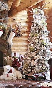 Image Result For Cabin Christmas Tree