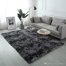 großhandel plüsch pelz teppich wohnzimmer weiche shaggy teppich kinderzimmer haar schlafzimmer teppiche sofa couchtisch boden matte moderne große