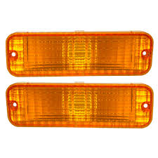 EverydayAutoParts.com - Ford Bronco II Ranger Pickup Truck Set Of ... Led Clearance Marker Lights 4x Fender Bed Side Smoked Lens Amber Redfor Whdz 5pcs Yellow Cab Roof Top Running Everydayautopartscom Ford Bronco Ii Ranger Pickup Truck Set Of 2 X 24v 24 Volt Amber Orange Side Marker Light Position Truck Amazoncom Ijdmtoy Peterbilt Led Free Download Wiring Diagrams Lights Installed Finally Enthusiasts Forums Xprite Black Cab Over America On Twitter Trucking Hello From Httpstco