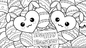 Adult Easter Color Sheets Free For Kids Best Of Pages