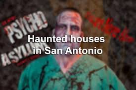 Halloween Express Charlotte Nc by Haunted Houses To Visit During Halloween Season In San Antonio