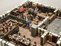 3d Dungeon Tiles Dwarven Forge by Taverns U0026 Caverns Dwarven Forge Miniature Pinterest 3d