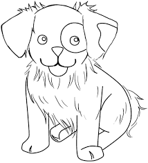 Dog Breed Coloring Pages Printable Cute Dogs Games Online Swearing Book Full Size