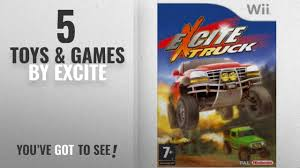 Top 10 Excite Toys & Games [2018]: Excite Truck - Nintendo Wii - YouTube Excite Truck Nintendo Wii 2007 Ebay Amazoncom Speed Racer The Videogame Artist Not Excite Truck Nintendo 2006 200 Pclick Video Game 5 Pal Cd Pdf Manual For Other Details Launchbox Games Database Test Tipps Videos News Release Termin Pcgamesde Top 10 Toys 2018 Youtube Monster Jam Path Of Destruction Review Any Excitebots Trick Racing Giant Bomb