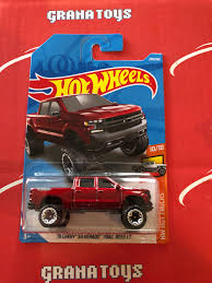 19 Chevy Silverado Trail Boss LT #299 Hot Trucks 2018 Hot Wheels ... Hot Wheels Chevy Trucks 100th Anniversary Styles Vary Toyworld Used Gmc Truck For Sale Chevrolet Silverado 1500 Awt Off Road 22 Denali Style Yukon Sierra Cadillac Fits Questions 4wd Z71 Wheel Size Cargurus Get Dark Rims And Tires With Midnight Editions Leveled 2010 W 20x12 44 Offset Mo970 5 Lug Carviewsandreleasedatecom White Black With