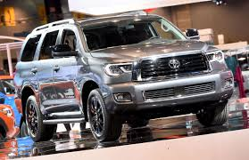 100 Toyota Truck Reviews 2019 Sequoia TRD Sport Group Review Massive Ancient