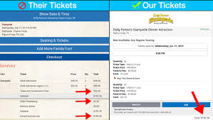 Dolly Parton's Stampede Coupons And Discount Tickets | Dixie ...
