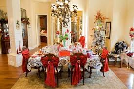 Christmas Dining Room Table Decorations Large Size Decorating Ideas For