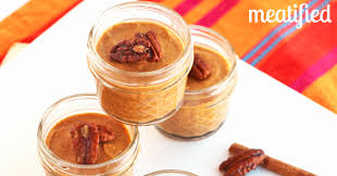 Pumpkin Pudding Paleo by Paleo Pumpkin Pie Pudding Meatified
