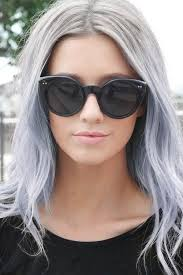 Denim Hair Color Trend Hairstyle Trends 2017 2018 2019 How To Get The