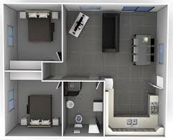 100 One Bedroom Granny Flats Two Designs Smart Choice