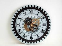 best 25 industrial wall clocks ideas on pinterest wall clocks