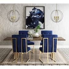Akiko Navy Velvet Chair (Set Of 2) | General Home And Decor ... Chair Upholstered Floral Design Ding Room Pattern White Green Blue Amazoncom Knit Spandex Stretch 30 Best Decorating Ideas Pictures Of Fall Table Decor In Shades For A Traditional Dihou Prting Covers Elastic Cover For Wedding Office Banquet Housse De Chaise Peacewish European Style Kitchen Cushions 8pcs Print Set Four Seasons Universal Washable Dustproof Seat Protector Slipcover Home Party Hotel 40 Designer Rooms Hlw Arbonni Fabric Modern Parson Chairs Wooden Ding Table And Chairs Room With Blue Floral 15 Awesome To Enjoy Your Meal