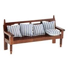 1 12 puppenhaus miniatur möbel 5 stü wohnzimmer set sofa