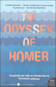 the odyssey in modern the odyssey of homer homer