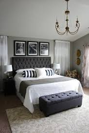 1000 Ideas About Gray Brilliant Bedroom
