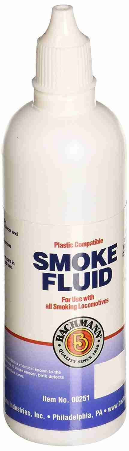Bachmann Industries Smoke Fluid - 4.5oz