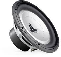 JL Audio 10W1v2-4 W1v2 Series 10