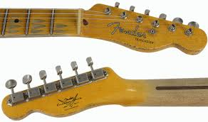 Fender Custom Shop 1953 Heavy Relic Telecaster