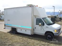 100 Trucks For Sale In Colorado Springs 2002 FORD E450 TruckPapercom