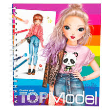 Album De Coloriage Top Model Album Coloriage C 795