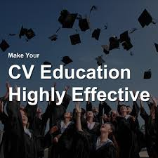 Write Your CV Education The Most Effective Way - Free CV ... How To List Education On A Resume 13 Reallife Examples 3 Increasing American Community Survey Parcipation Through Aircraft Technician Samples Velvet Jobs Write An Summary Options For Listing 17 Free Resignation Letter Pdf Doc Purchasing Specialist 2 0 1 7 E D I T O N Phlebotomy And Full Writing Guide 20 Incomplete Chroncom