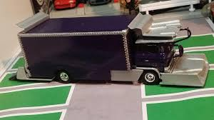 100 Truck It Transport Team Custom Japanese Dekotora HotWheels