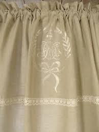 gardinen vorhänge im landhaus stil fürs badezimmer günstig