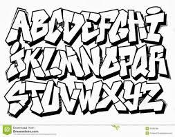 The Word Artist In Graffiti Art Letters