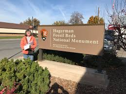 Hagerman Fossil Beds National Monument by Hagerman Fossil Beds National Monument In Idaho Sharing Horizons
