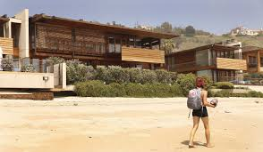 100 Beach House Malibu For Sale Print Sets A New Home Sale Record Beach Property Goes